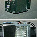 Гарантированный ресурс вентилятора модуля (на верхнем фото) составляет 30 000, а активного элемента - 40 000 часов