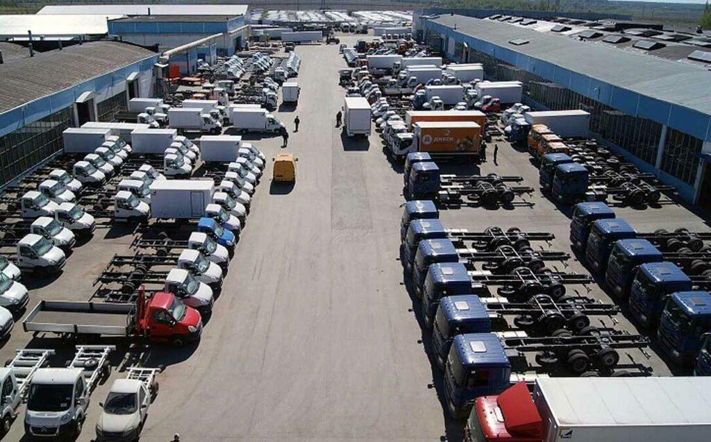 Шторные полуприцепы CTTM Cargoline