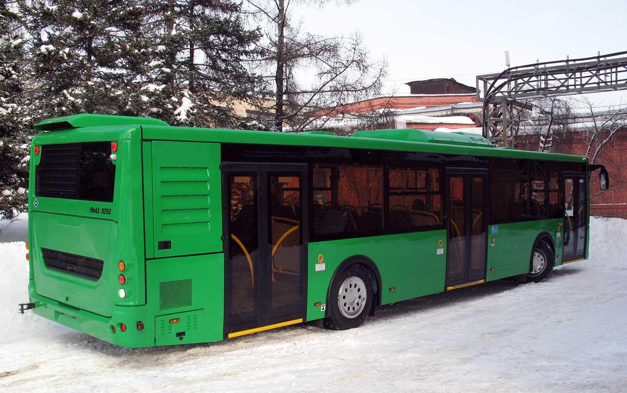 Газомоторные автобусы