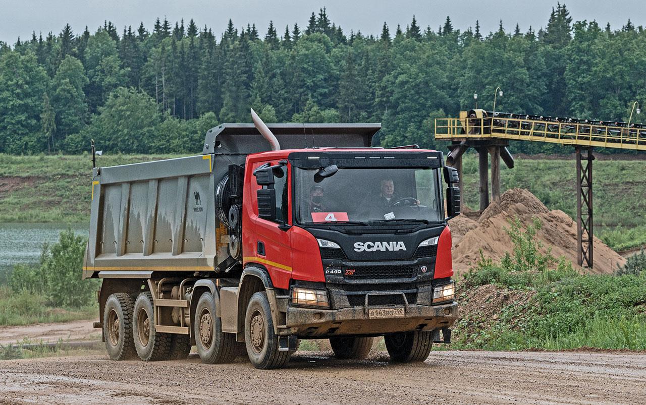 Двигатели для Scania ХТ