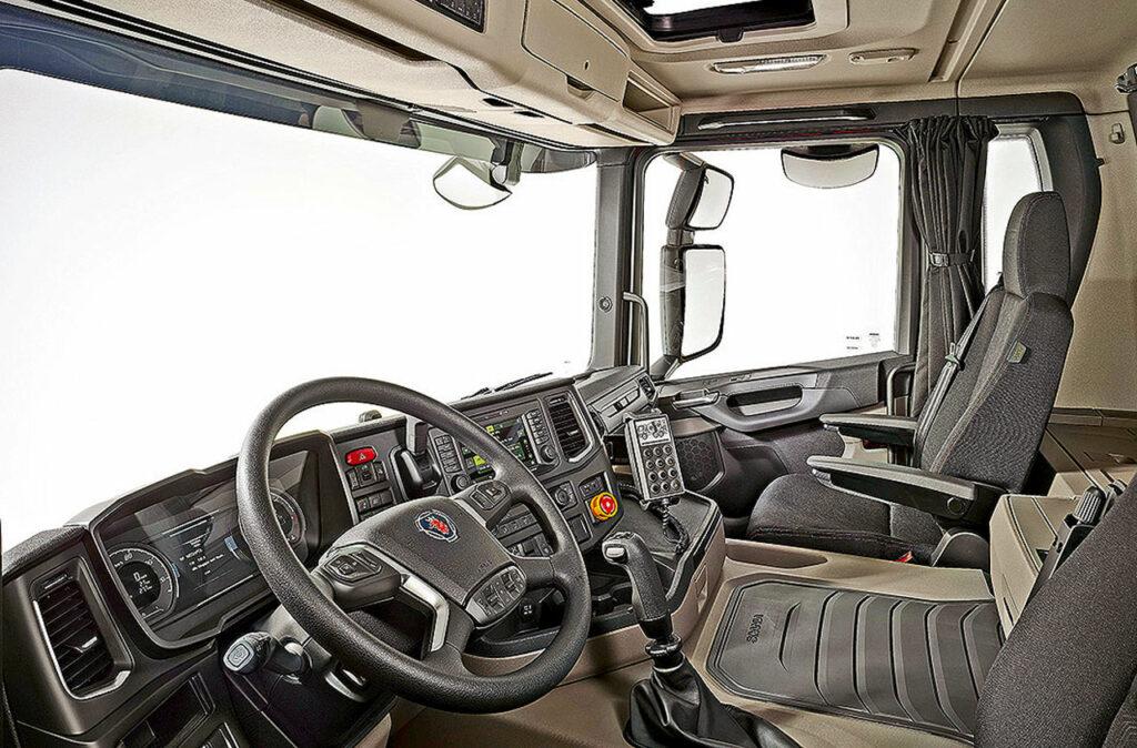 Scania ХТ