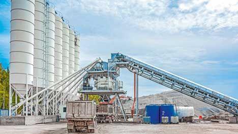 Фото бетон завод инструкция при приготовлении бетонных смесей
