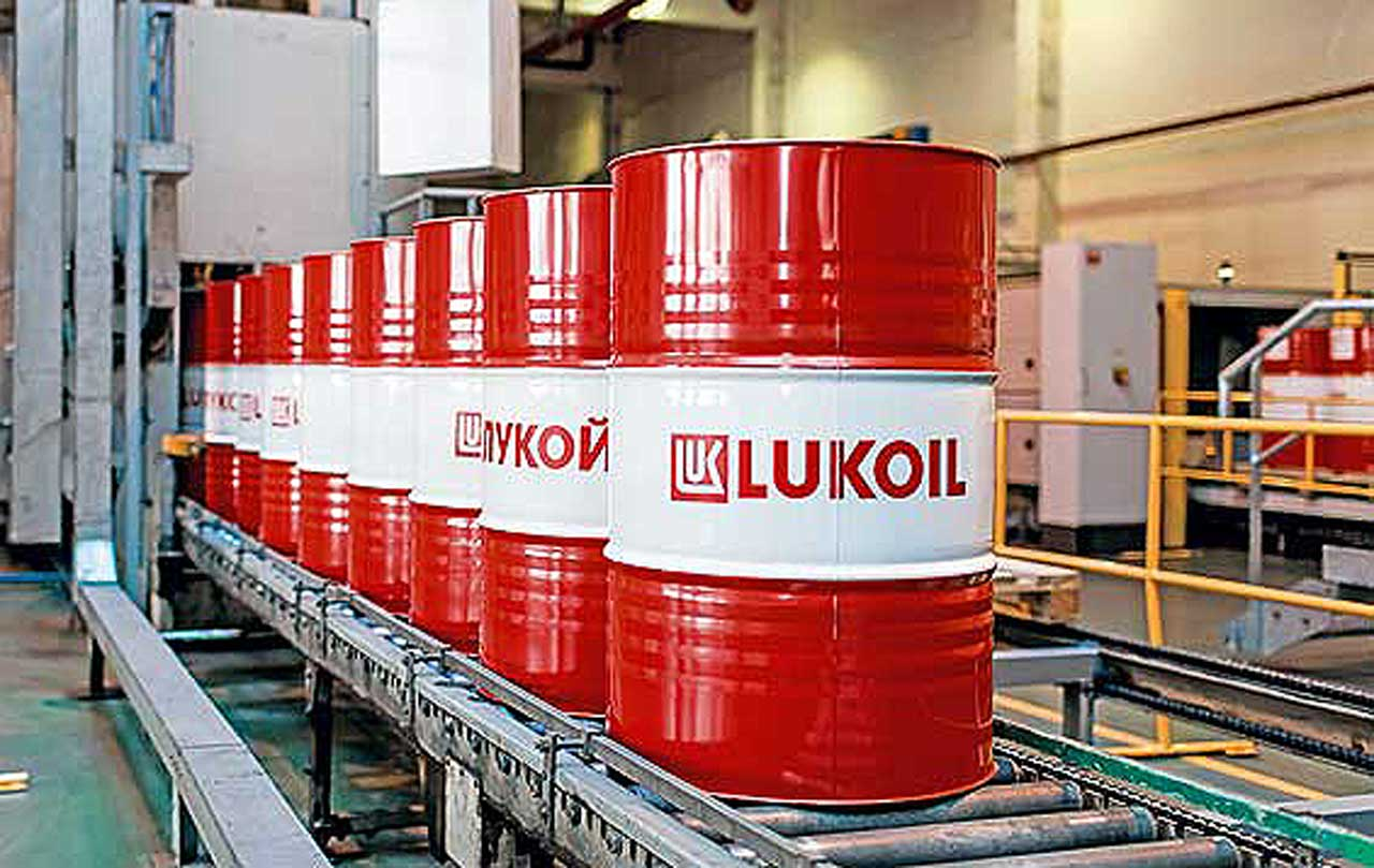 моторное масло LUKOIL
